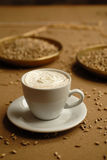 Cappuchino immagine stock