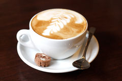Cappucino Stock Photography
