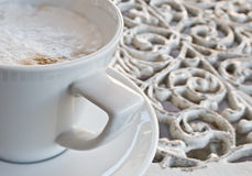 Cappucino Royalty Free Stock Images