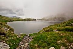 Capra湖 图库摄影