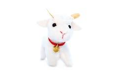 Capra o pecore il simbolo 2015 anni Fotografia Stock Libera da Diritti