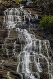 Capra waterfall Royalty Free Stock Photography