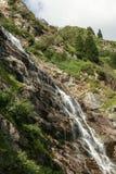 Capra waterfall Stock Images