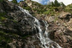Capra waterfall Stock Photography