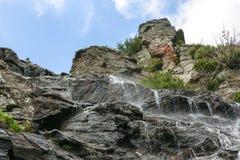 Capra waterfall Stock Image