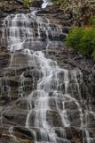 Capra waterfall, Romania Royalty Free Stock Photography