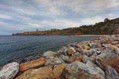 Capraia Island. Stock Image