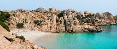 Caprera island, Sardinia, Italy Stock Images