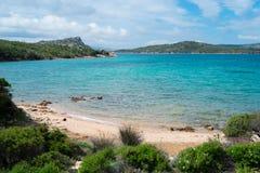 Caprera island, Sardinia, Italy Royalty Free Stock Photos