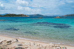 Caprera island, Sardinia, Italy Royalty Free Stock Photo