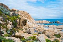 Caprera island, Sardinia, Italy Stock Photography