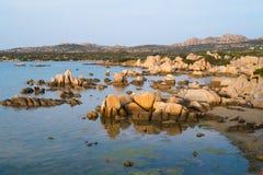Caprera island, Sardinia, Italy Royalty Free Stock Image