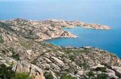 Caprera island, Sardinia, Italy Stock Photos