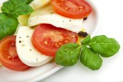 caprese салат крупного плана Стоковые Фото