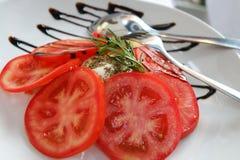 caprese салат Стоковая Фотография