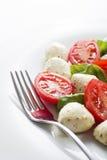 caprese салат Стоковое Фото