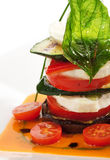 Caprese Stock Photography
