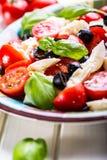 Caprese caprese салат итальянский салат Среднеземноморской салат роскошь уклада жизни превосходной еды кухни carpaccio итальянска Стоковые Фото