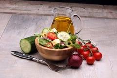 Caprese caprese салат итальянский салат Среднеземноморской салат Стоковое фото RF