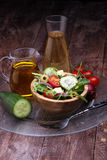 Caprese. Caprese salad. Italian salad. Mediterranean salad. Stock Images
