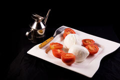 Caprese cheese  Royalty Free Stock Photos
