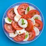 caprese insalata zdjęcie stock