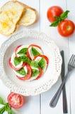 caprese insalata Стоковая Фотография