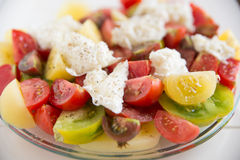 Caprese, Italian Salad Royalty Free Stock Images