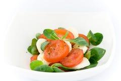 Caprese salad Stock Photography