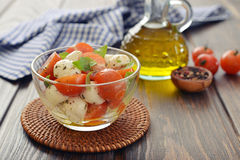 Caprese salad Royalty Free Stock Image