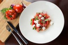 Caprese salad Royalty Free Stock Photography