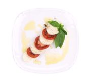 Caprese salad. Stock Images