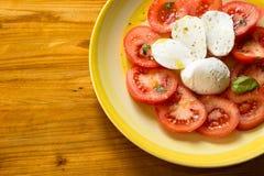 Caprese Salad, italian food Royalty Free Stock Image