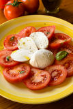 Caprese Salad, italian food Royalty Free Stock Photo