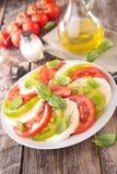 Caprese salad Royalty Free Stock Photo