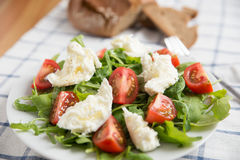 Caprese, salade italienne photographie stock