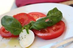 Caprese-Salat Stockbilder