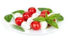 Caprese-Salat Lizenzfreie Stockfotografie