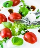 Caprese-Salat Lizenzfreies Stockbild