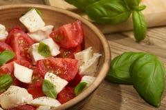 Caprese Salat Lizenzfreie Stockfotografie