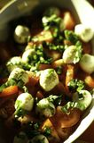 Caprese in the sun Royalty Free Stock Photos