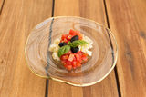 Caprese tartar Royalty Free Stock Photography