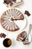 caprese torta Стоковые Изображения RF