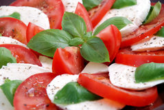 Capresse salad Royalty Free Stock Photography