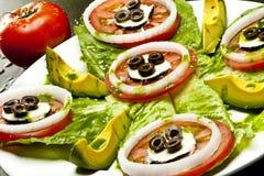 Capresse Salad Royalty Free Stock Images
