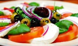 Capresse salad Stock Image