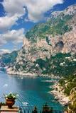 Capri,意大利 免版税图库摄影