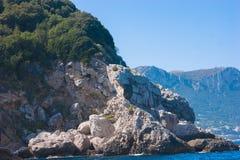 Capri ö Royaltyfri Bild