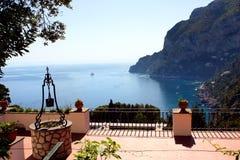 Capri ö - Italia Arkivfoton