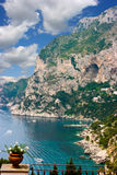 Capri, Ιταλία Στοκ φωτογραφία με δικαίωμα ελεύθερης χρήσης
